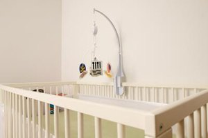 The baby's safety is the most important consideration when determining where to build the nursery.