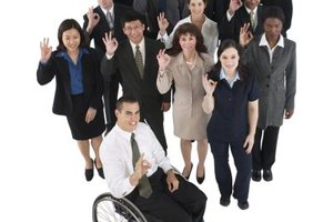 Many individuals with disabilities are successful at finding employment.