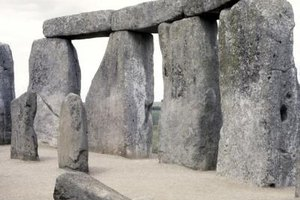 Stonehenge is reputed to be a place of Druid worship.