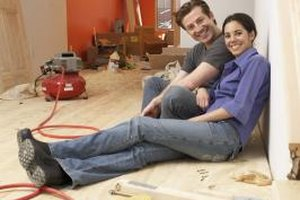 Doing some of the work yourself can save you money on the renovation.