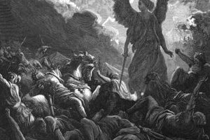 First appearing in the Book of Daniel, Gabriel is said to be a powerful archangel.
