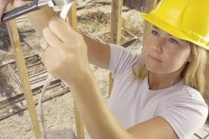 Construction work is a non-traditional field for women.