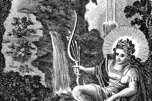 What Do Apollo & Athena Have in Common in Greek Mythology?