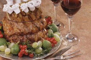 A prime rib dinner can be elegant or simple.