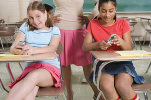 Consequences of Classroom Behavior in Middle School Students