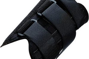 Wrist splints can be found at many pharmacies.