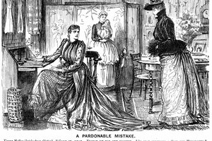 Expectations of Women in Victorian Society