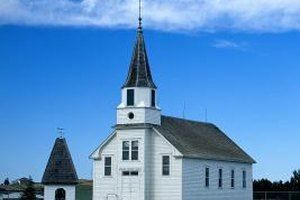 Protestant churches dominate the American religious landscape.