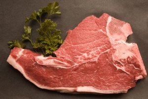 Buy pork chops that are at least 1/2-inch thick.
