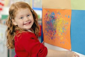 Child artists can later use their talents in a career.