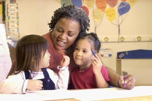 Your child's pre-K teacher should understand early childhood development principles.