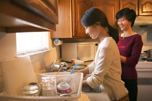 Work with your teen to make their chores feel equitable.