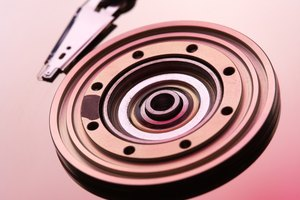 What Is the Difference Between Deleting & Erasing Information on a Hard Drive?