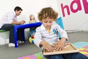 Preschool helps kids gain independence.