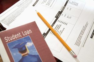 Student loan programs usually require attendance at an accredited school.