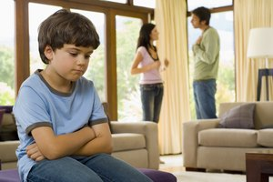 The Effect of Divorced Parents on a Child's Future Relationships