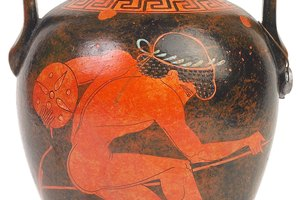 What Did an Olympian Win as a Prize in Ancient Greece?