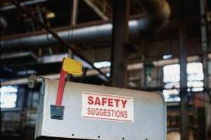 Proactive prevention helps reduce workplace accidents.