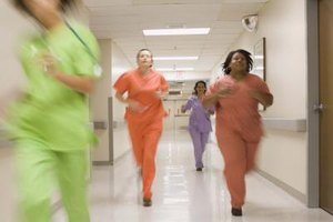 Emergency nurses often earn more than staff nurses.