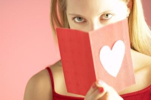 Help your teen make and send handmade Valentine cards to her friends.