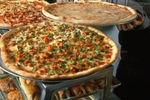 Pizza parlor owners earn higher incomes in busier cities or towns.