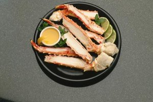 If you freeze crabs properly, their taste and texture won't differ from freshly caught crabs.