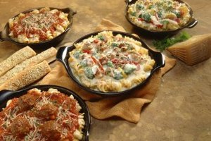 Casseroles are easily transportable potluck fare.