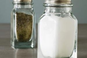 Salt is the main ingredient in Beau Monde seasoning.