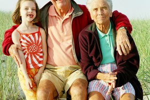 Traditional Roles of Grandparents