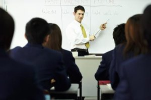 Teachers of English for Speakers of Other Languages have the opportunity to live and work abroad.