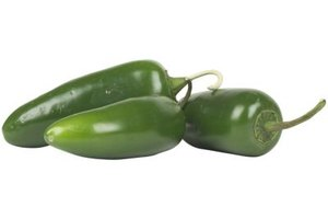 Jalapenos have a mild, sweet pepper-like taste and moderate heat.