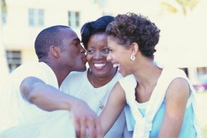 A needy mother-in-law can intrude on a new marriage.