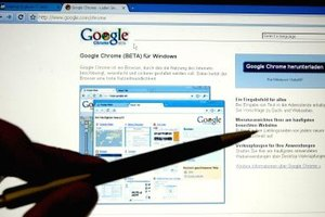 Google regularly updates its Chrome browser.