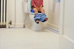 Don't hover or accompany your child to the toilet; this can increase the power struggle.