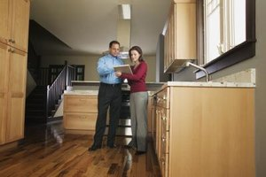 An appraisal is done to verify a home's value before any loan modifications.