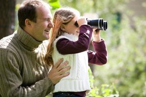 Shawnee State Park is a good spot for family bird-watching.