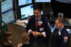 NYSE stockholders received a tender offer for their shares.