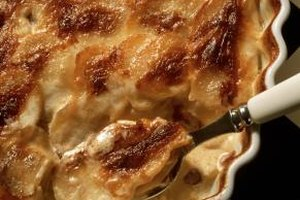 Crunchy, browned cheese topping on a lasagna or gratin is irresistibly delicious.
