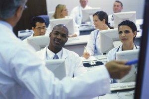 Focus mainly on math and science courses to prepare for medical school.