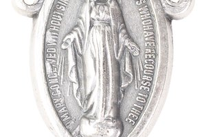 Who Can Bless Catholic Medals?