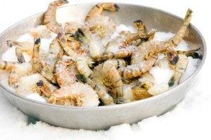 how to cook frozen shrimp