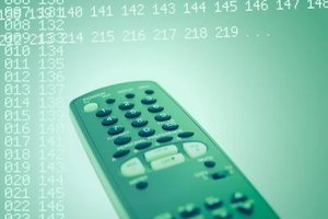 Universal remotes can be programmed to control both your TV and your cable box.
