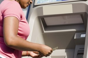 An ATM withdrawal is a typical retail banking transaction.