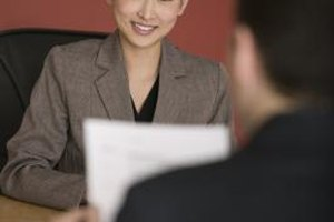 A headhunter might give a candidate tips on proper interview protocols.