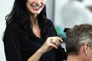 A master stylist can command higher fees for services.
