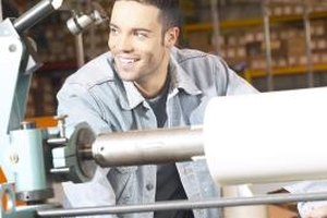 Industrial workers have strong mechanical skills.