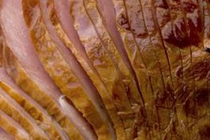 Glaze adds an extra dimension of flavor to your smoked, precooked ham.