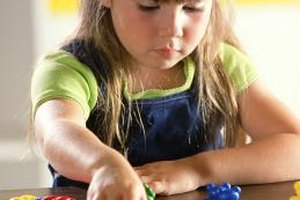 Manipulative are a very effective way to learn basic math concepts in elementary school.