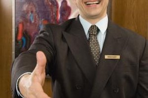 Hotel managers need a firm grasp of accounting and marketing skills to succeed.