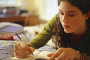 Help your teen to get a grip on her writing skills.